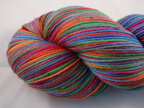 Out Of Africa Superwash Merino/Nylon Sock Yarn