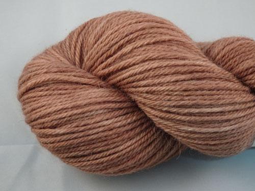 Copper 8ply Alpaca Yarn