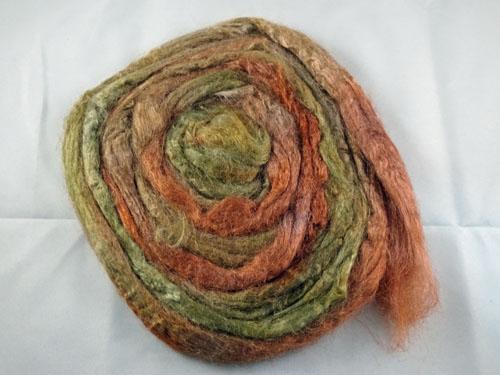 Earth Tussah Silk