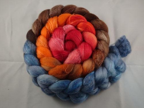 Jaraman Merino/Silk tops