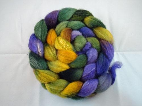 Ivy Shetland/Silk tops
