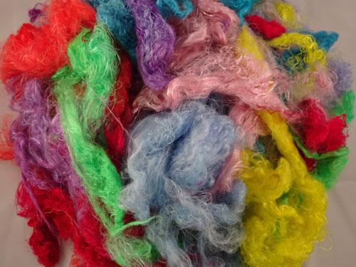 Banana Silk Threads