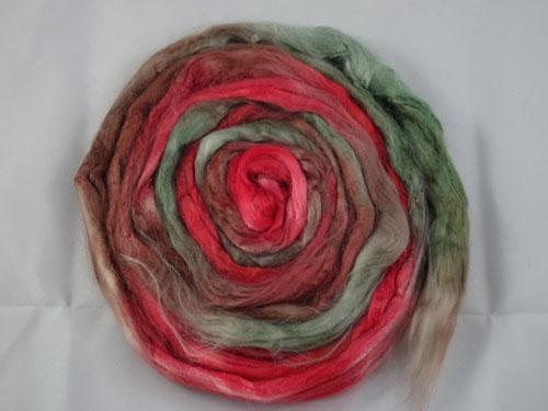 Kathys Silky Milk Fibre - Red flowering Gum