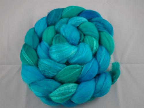 Mermaid Merino/Silk tops