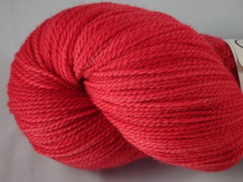 Red WGW 4ply Merino Yarn