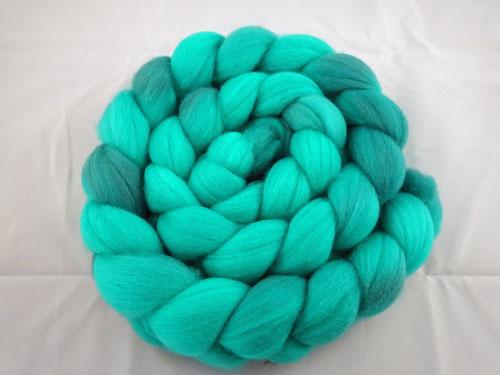 Single Colour  Merino Roving No 519