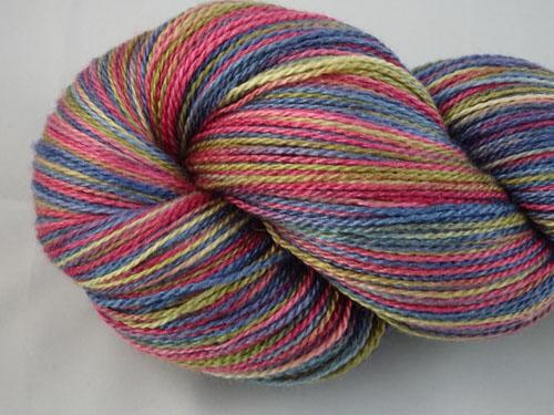 Jewel Merino/Silk Laceweight Yarn