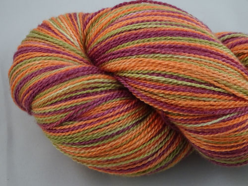 Solar Autumn Merino/Silk Lace Weight Yarn