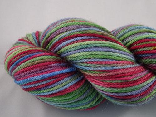 Kelly 8ply Alpaca Yarn