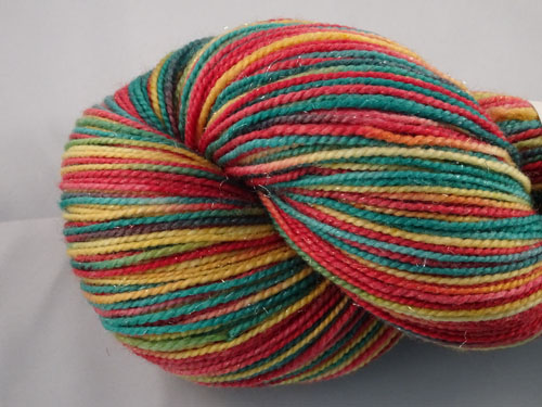 Market Day SW Merino Sock Yarn/Nylon/Stellina