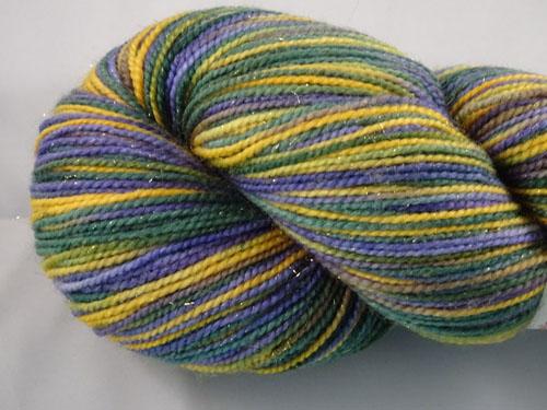 Ivy SW Merino/Nylon/Stellina sock yarn