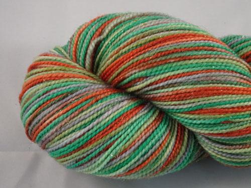 Galway Girl SW Merino Sock Yarn/Nylon/Stellina