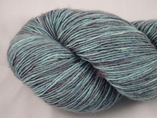In The Shadows Superwash Merino Single Sock Yarn
