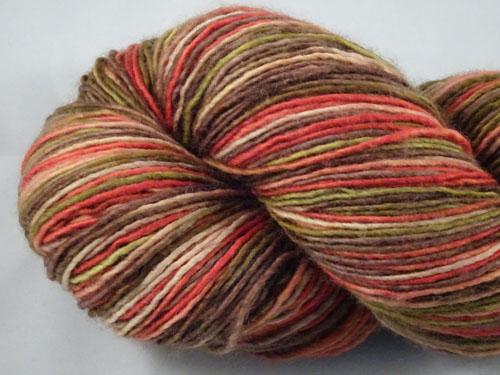 Woodlands Superwash Merino Single Sock Yarn