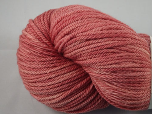Antique Pink 8ply Sustainable Merino