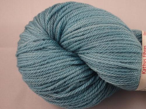 Shady Blue 8ply Sustainable Merino