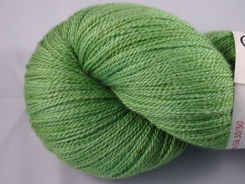 Dementhe Merino/Silk Lace Weight Yarn