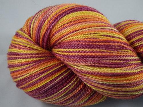 Falling Leaves Merino/Silk Lace Weight Yarn