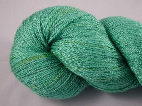 Fronds Merino/Silk Lace Weight Yarn