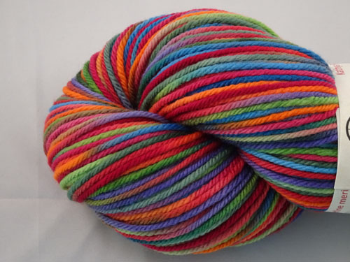 Out Of Africa 8ply White Gum Wool