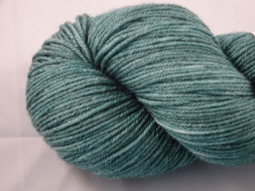 Silky Jade Superwash Merino/Bamboo/Silk Sock Yarn