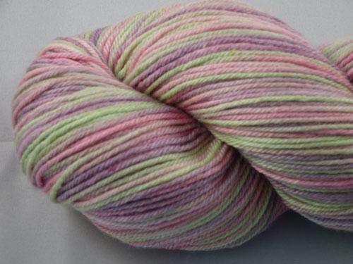 Pastels 2 Superwash Merino/Bamboo/Silk Sock Yarn