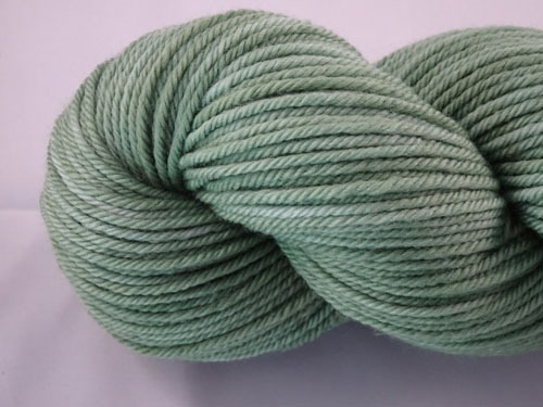 Light Greenness 8ply Sustainable Merino