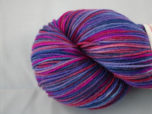 Wild Berries Superwash Merino/Nylon Sock Yarn