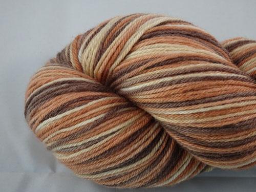 Browning Superwash Merino/Nylon Sock Yarn