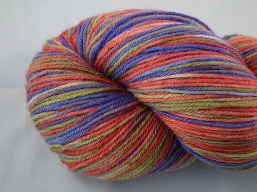Tealah Superwash Merino/Nylon Sock Yarn