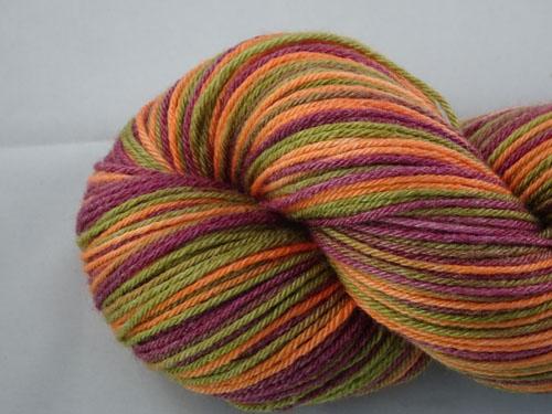 Autumn Superwash Merino/Bamboo/Silk Sock Yarn