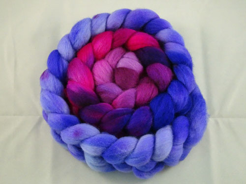 Berry Crush Polwarth tops