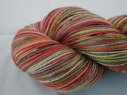 Connor Superwash Merino/Nylon Sock Yarn