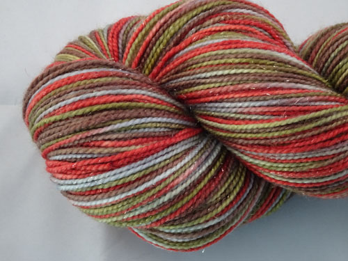 Connor SW Merino/Nylon/Stellina Sock Yarn