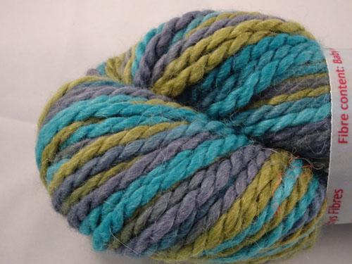 Dark Side of the Moon(L) Alpaca/Merino 80/20 Bulky Yarn