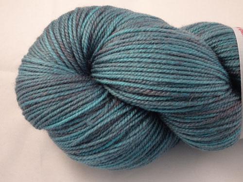 Darkish SW Merino Sock Yarn
