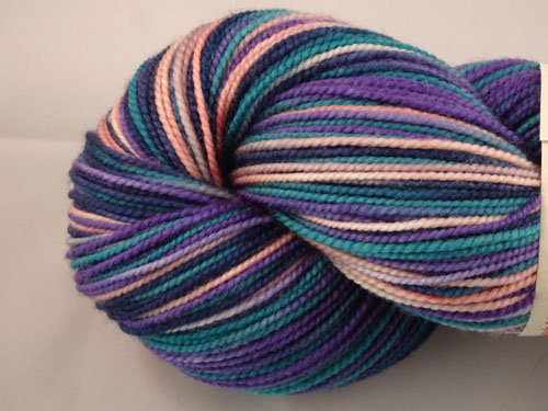 Evening Tide SW Merino Sock Yarn
