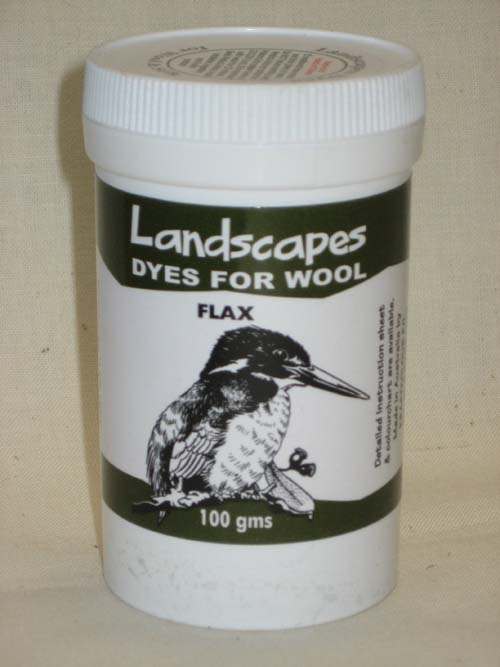 Flax Dye