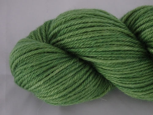 Green Shade 8ply Alpaca Yarn