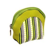 Greenery Stitch Marker Pouch