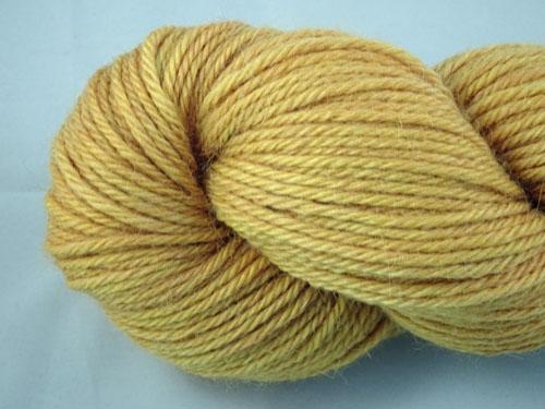 Hot Mustard 8ply Alpaca Yarn