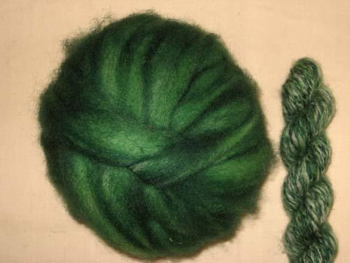 Greenstone Romney Ball