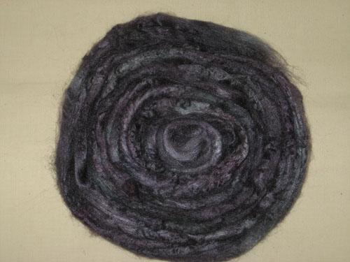Nebulous Tussah Silk