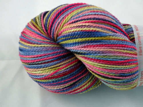 Jewel WGW 4ply Merino/Nylon Sock Yarn