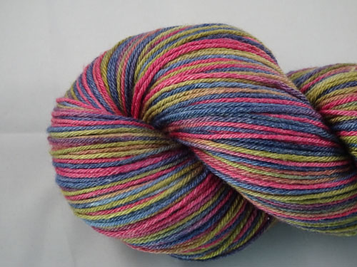 Jewel Superwash Merino/Bamboo/Silk Sock Yarn