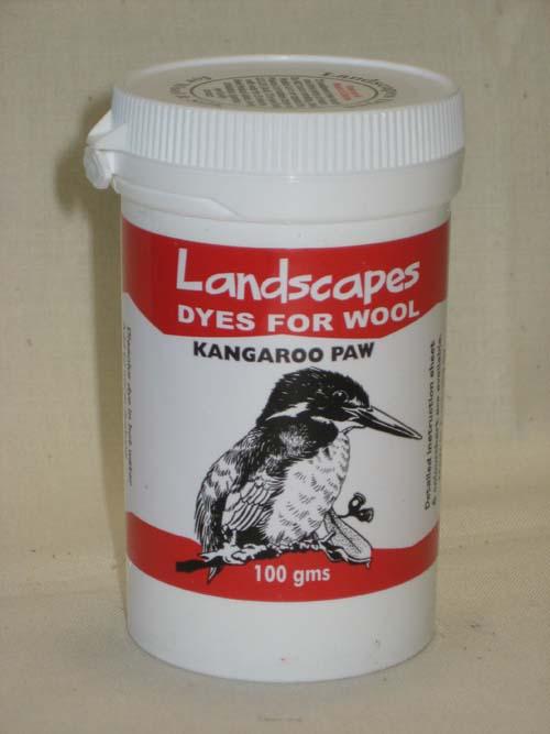 Kangaroo Paw Dye