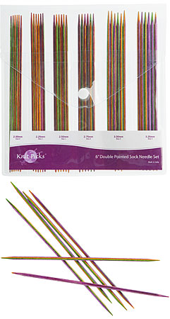 Knit Pro Symfonie Double Pointed Needle set