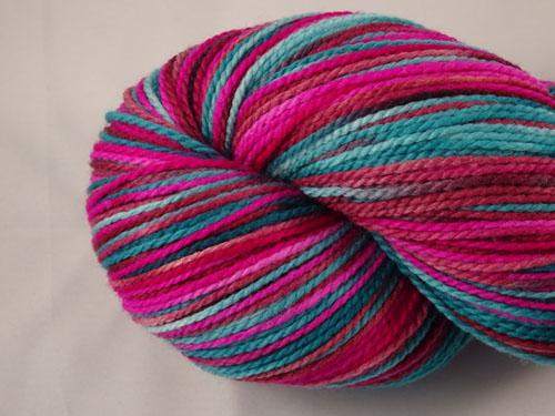 Madame Butterfly WGW 4ply Merino/Nylon Sock Yarn