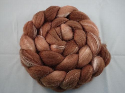 Merino/Silk Semi Solid No 017