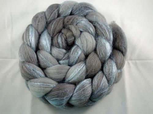 Merino/Silk Semi Solid No 018